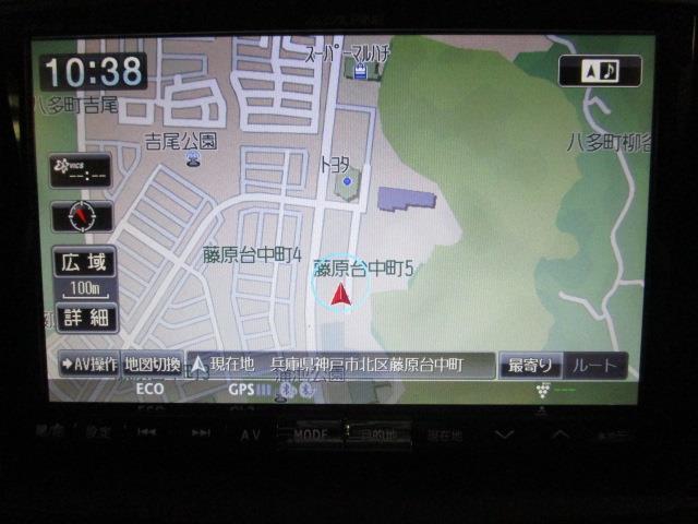 Si バックモニター メモリーナビ 片側電動スライドドア(9枚目)
