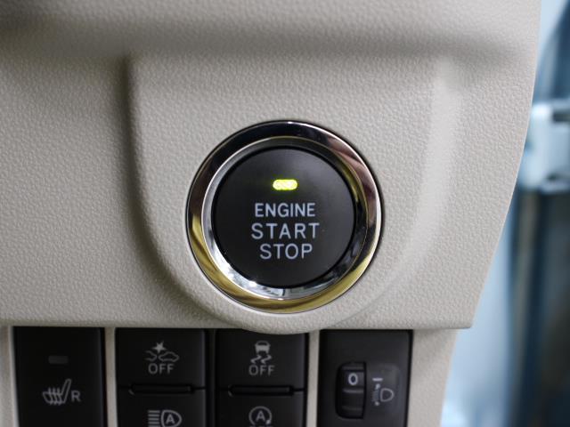 Xリミテッド SAIII シートヒーター スマートキー 衝突被害軽減システム LEDヘッドライト(11枚目)