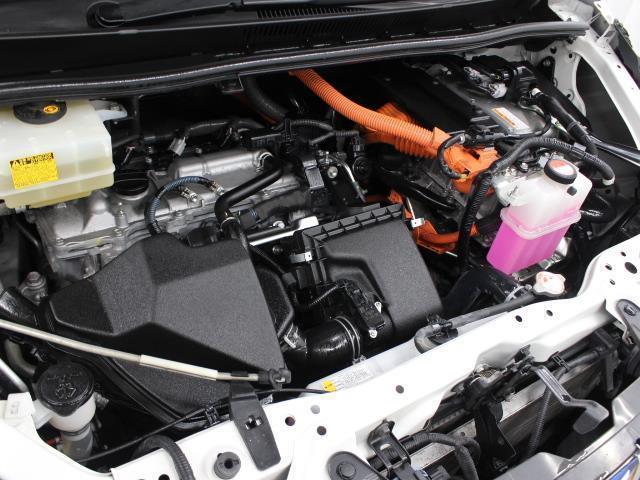 ハイブリッドXi SDナビ ワンセグ バックカメラ ETC シートヒーター LEDヘッドライト コーナーセンサー TSS-C(18枚目)
