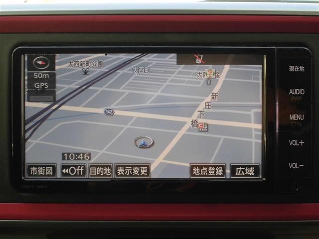 モーダ S SDナビ 地デジ バックモニター ETC(6枚目)