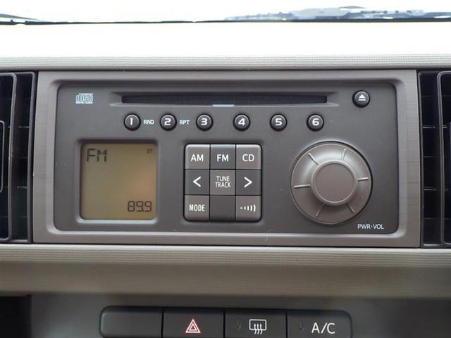 トヨタ パッソ X ワイヤレスキー CDチューナー