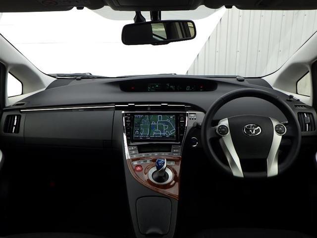 トヨタ プリウス Gツーリングセレクション メモリーナビ バックカメラ ETC
