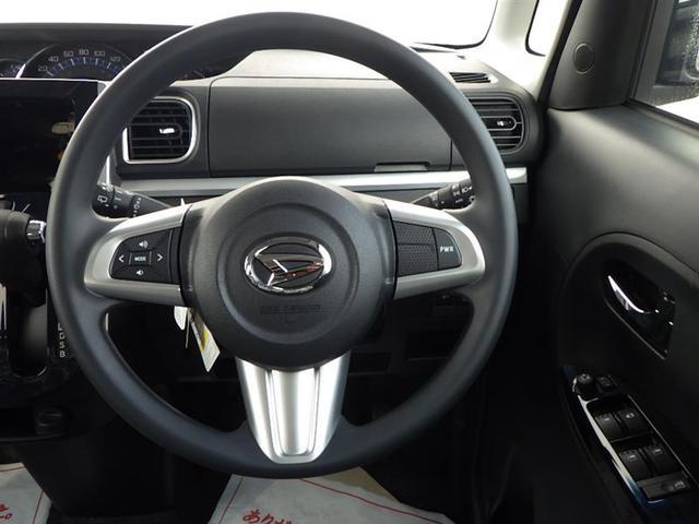 ダイハツ タント カスタムX トップエディションSAIII 左側電動スライド