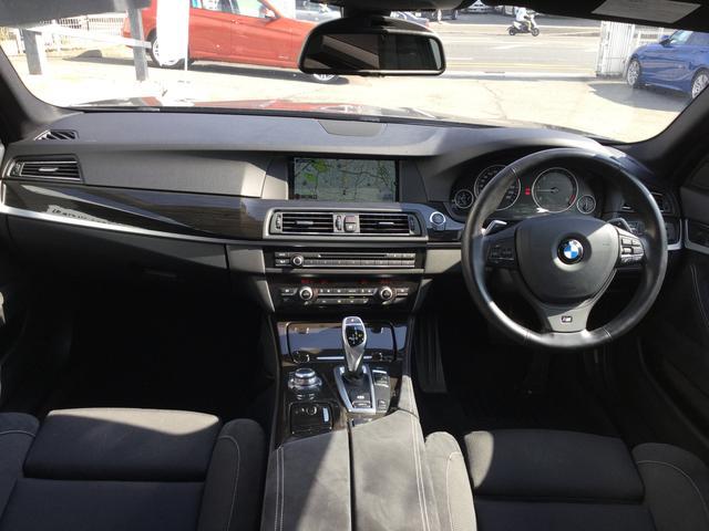 BMW BMW 523dブルーパフォーマンスMスポーツパッケージHDDナビ