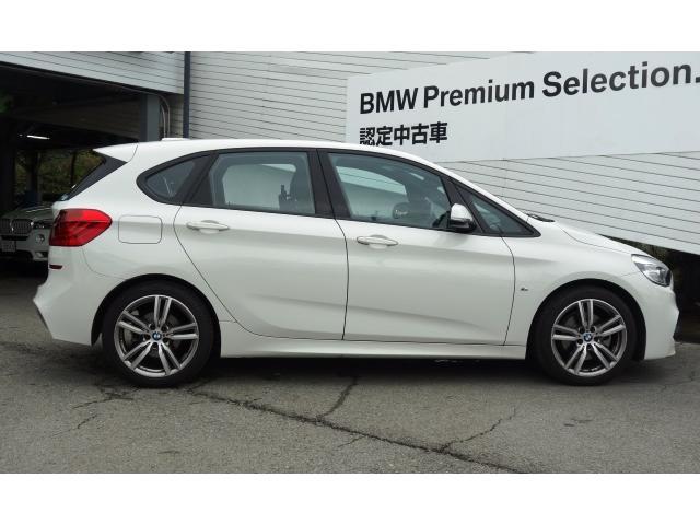 BMW BMW 218iアクティブツアラー Mスポーツ黒レザーPサポート