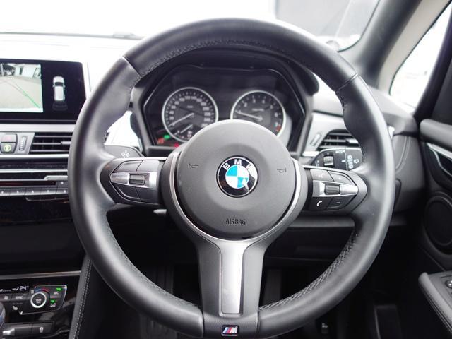 BMW BMW 218iアクティブツアラMスポーツ ブラックレザーPサポート