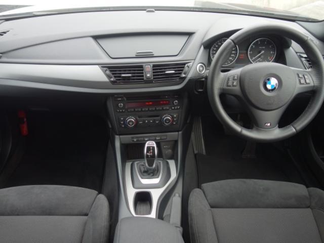 BMW BMW X1 sDrive 20iMスポーツキセノン4気筒TB電動パワステ