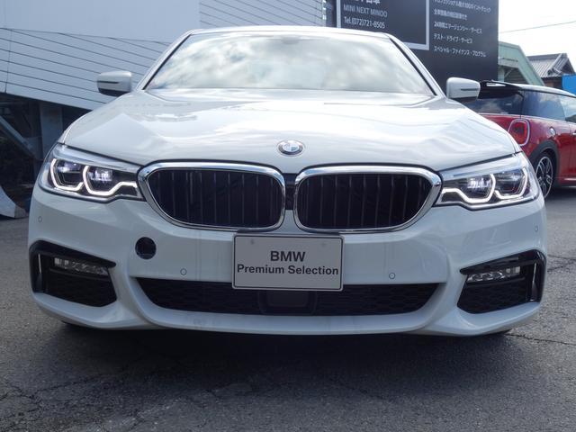 BMW BMW 523dMスポーツデビューパッケージLEDライトHDDナビ