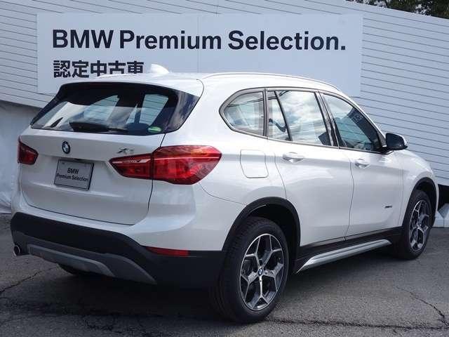BMW BMW X1 sDrive18ixライン登録未使用車コンフォートPKG