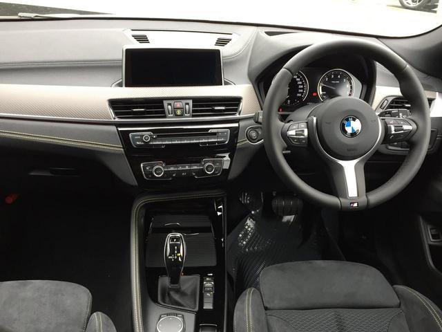 sDrive 18iMスポーツX登録済未使用車コンフォートP(3枚目)