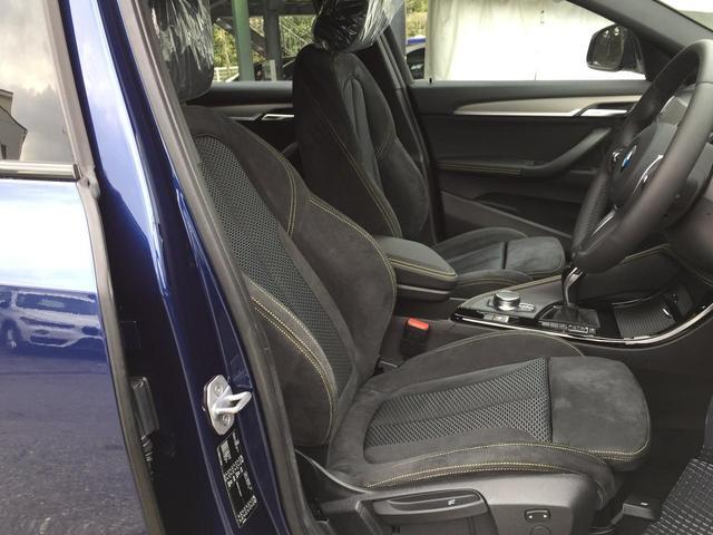 sDrive 18iMスポーツX登録済未使用車コンフォートP(12枚目)