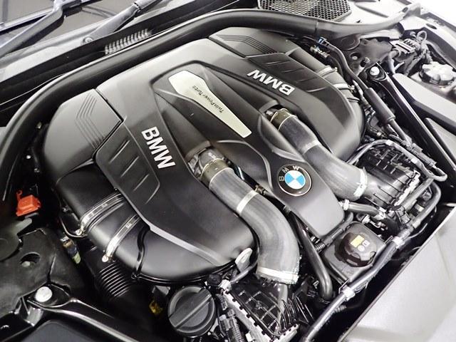 750Li認定保証リアコンフォート1オーナーV8TB(17枚目)