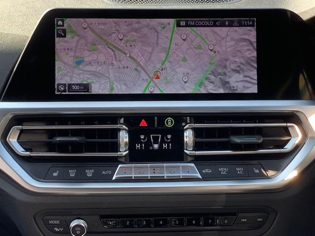 320i Mスポーツ 元弊社デモカー 純正HDDナビ 全周囲カメラ シートヒーター LEDヘッドライト アクティブクルーズコントロール 電動フロントシート 純正18インチAW Bluetooth接続 ミラーETC 認定保証(21枚目)
