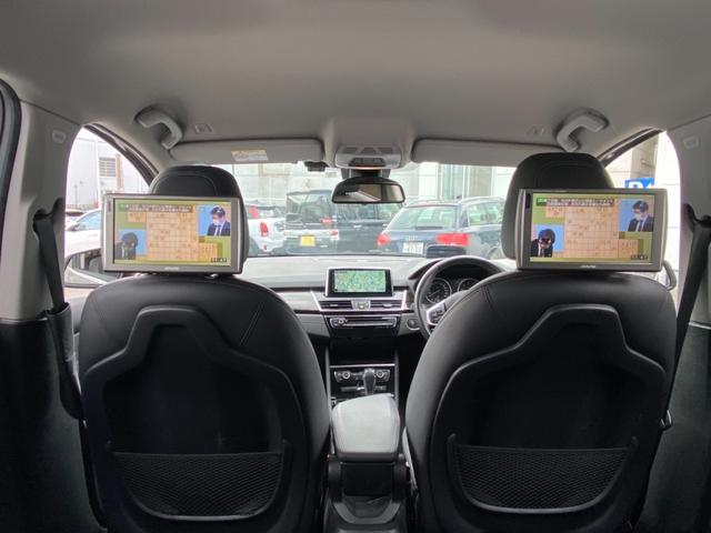 218iグランツアラー ラグジュアリー 後席モニター 電動トランク LEDヘッドライト ブラックレザーシート シートヒーター アクティブクルーズ ヘッドアップディスプレイ 純正17インチアロイホイール ミラーETC バックカメラ F46(50枚目)