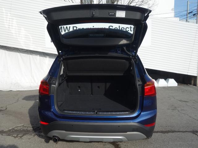 xDrive 18d xライン ヘッドアップディスプレイ アクティブクルーズ ハーフレザー 純正HDDナビ バックカメラ LEDヘッドライト 衝突軽減ブレーキ レーンディパーチャー 電動リヤゲート ワンオーナー ルーフレール(17枚目)