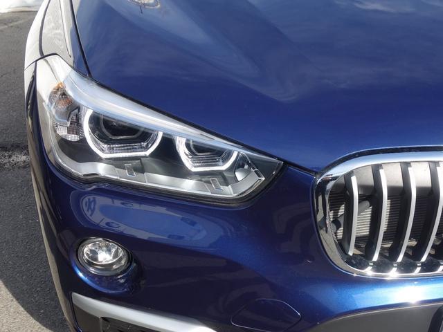 xDrive 18d xライン ヘッドアップディスプレイ アクティブクルーズ ハーフレザー 純正HDDナビ バックカメラ LEDヘッドライト 衝突軽減ブレーキ レーンディパーチャー 電動リヤゲート ワンオーナー ルーフレール(19枚目)