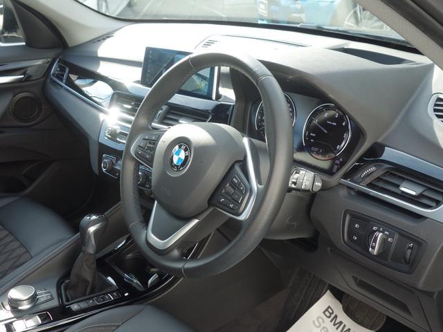 xDrive 18d xライン ヘッドアップディスプレイ アクティブクルーズ ハーフレザー 純正HDDナビ バックカメラ LEDヘッドライト 衝突軽減ブレーキ レーンディパーチャー 電動リヤゲート ワンオーナー ルーフレール(26枚目)