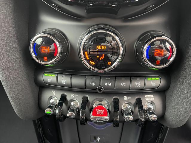 クーパーSD 60イヤーズエディション 60イヤーズエディションワンオーナー車LEDヘッドライトブラウンレザーシートヒーターバックモニターパークディスタンスコントロールコンフォートアクセス純正AWドライビングモードミラーETC(47枚目)