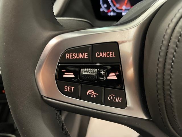 118i Mスポーツ ナビパッケージ コンフォートパッケージ アクティブクルーズコントロール バックカメラ 電動シート AI音声認識ナビ リバースアシスト LEDヘッドライト 18インチAW ETC 衝突軽減ブレーキ(18枚目)