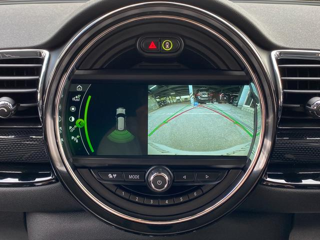 クーパーSD クラブマン アクティブクルーズコントロール インテリジェントセーフティー シルバールーフ  LEDヘッドライト バックカメラ PDCセンサー シートヒーター 衝突軽減ブレーキ 17インチAW(28枚目)