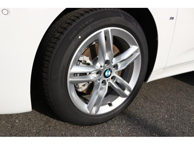 BMW BMW 218iグランツアラー Mスポーツ 登録済未使用車