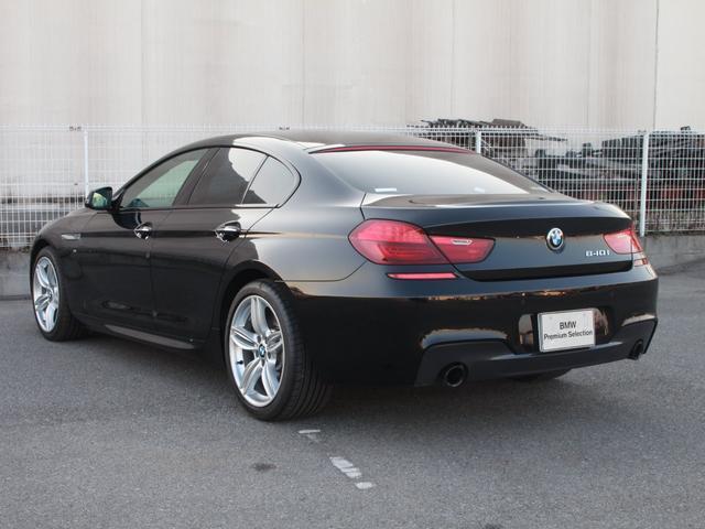 BMW BMW 640iグランクーペMスポーツ茶革革サンルーフLEDライト