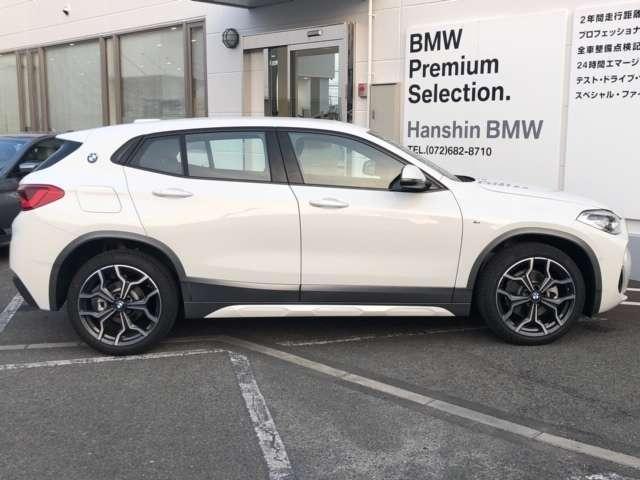 「BMW」「BMW X2」「SUV・クロカン」「大阪府」の中古車38