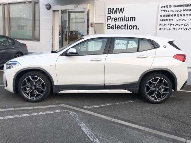 「BMW」「BMW X2」「SUV・クロカン」「大阪府」の中古車53