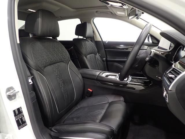 750i全国認定保証V8TB黒革SRレーザーライトG11(10枚目)