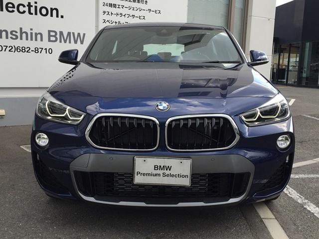 「BMW」「BMW X2」「SUV・クロカン」「大阪府」の中古車37