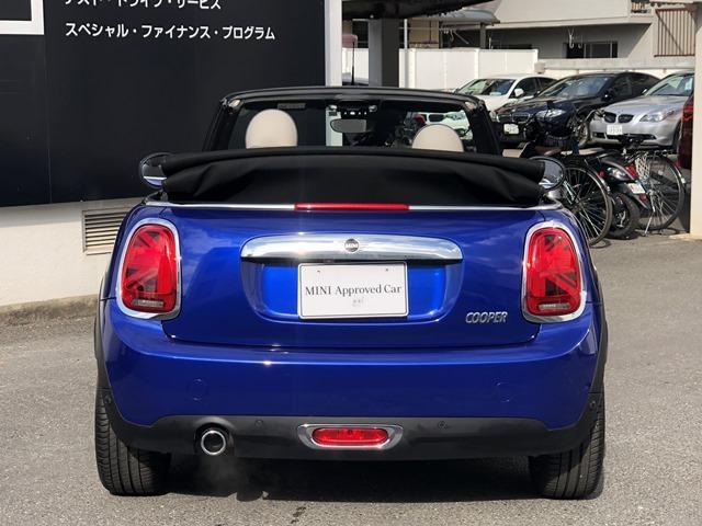 「MINI」「MINI」「オープンカー」「大阪府」の中古車10