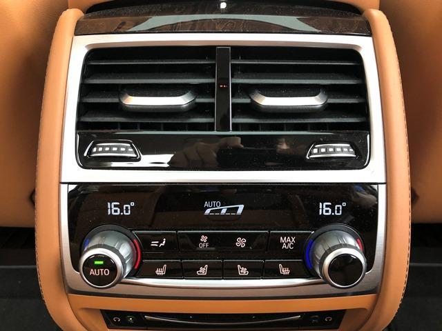 750i xDrive ラグジュアリー リアコンフォートパッケージ・コンフォートエクセレンスパッケージ・レザーフィニッシュダッシュボード・マッサージ機能付フロント・リアシート・BOWERS&WILKINNS・ナイトビジョン・コニャックレザー(31枚目)
