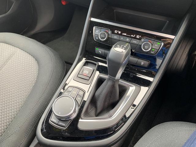 218dアクティブツアラー プラスパッケージ・パーキングサポートパッケージ・衝突軽減ブレーキ・純正HDDナビ・バックカメラPDC・LEDヘッドライト・ミラーETC・ミュージックプレーヤー・電動格納ミラー・ディーゼルモデルF45(35枚目)
