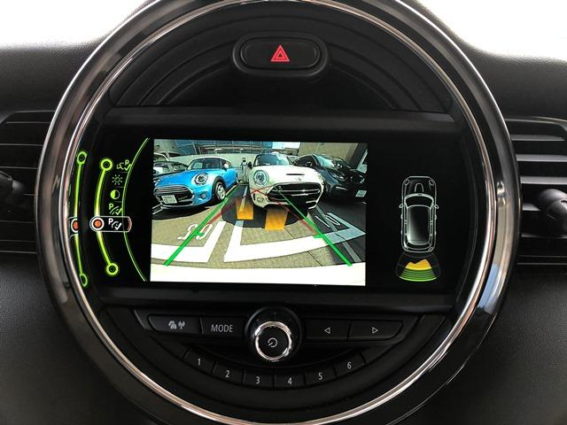 クーパーD ・認定保証・バックカメラ・PDCセンサー・LEDヘッドライト・ETC・クルーズコントロール・コンフォートアクセス・純正HDDナビ・純正アルミ・ブラックルーフ・アームレスト・F55(17枚目)