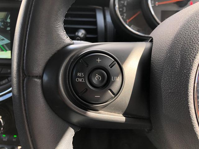 クーパーD ・認定保証・バックカメラ・PDCセンサー・LEDヘッドライト・ETC・クルーズコントロール・コンフォートアクセス・純正HDDナビ・純正アルミ・ブラックルーフ・アームレスト・F55(34枚目)