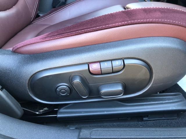 クーパー クラブマン 純HDDナビ・ワンオーナー・ベーガンディ革・シートヒーター・アイドリングストップ・メモリー機能付電動シート・ETC・フォグライト・純正AW・ステップトロニック・ブラックルーフ・ドライビングモードF54(17枚目)