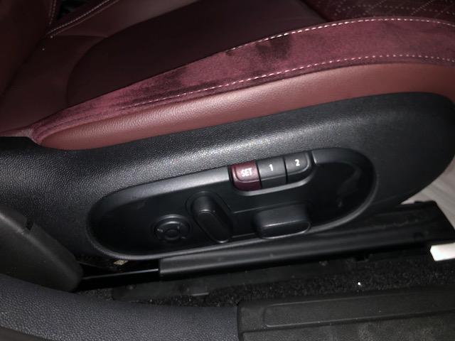 クーパー クラブマン 純HDDナビ・ワンオーナー・ベーガンディ革・シートヒーター・アイドリングストップ・メモリー機能付電動シート・ETC・フォグライト・純正AW・ステップトロニック・ブラックルーフ・ドライビングモードF54(55枚目)
