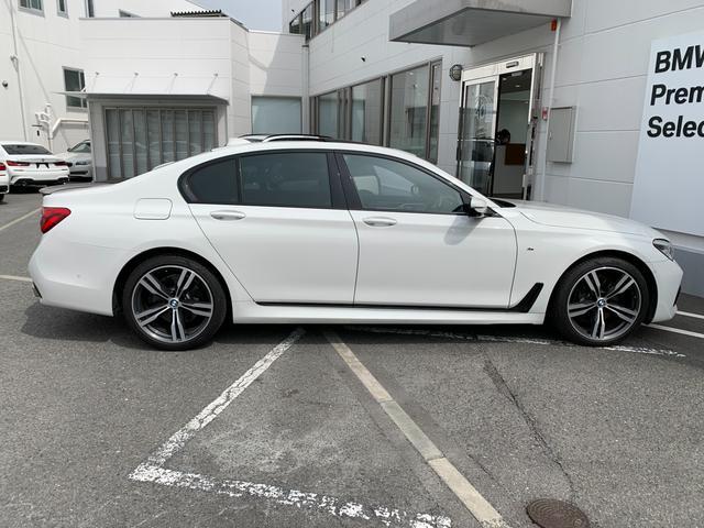 「BMW」「7シリーズ」「セダン」「大阪府」の中古車7