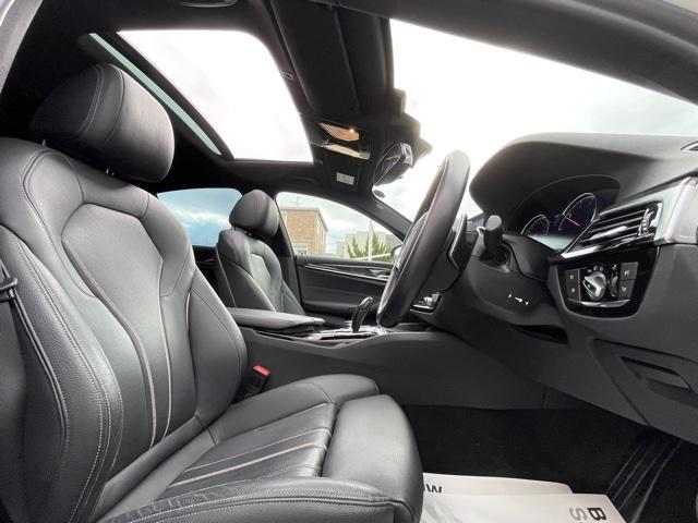 523d Mスポーツ ハイラインパッケージ ・ブラックレザー・全席シートヒーター・ジェスチャーコントロール・オートトランク・サンルーフ・全周囲カメラ・ワンオーナー・アクティブクルーズコントロール・LEDヘッドライト・地デジ・バックカメラ・SOS(31枚目)