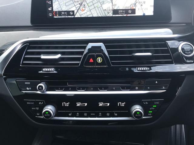 523dツーリング Mスポーツ ハイラインパッケージ コンフォートアクセス・アクティブクルーズコントロール・シートヒーター・ブラックレザー・電動トランク・ヘッドアップディスプレイ・LEDヘッドライト・純正HDDナビ・ミュージックサーバー・フルセグ・G31(16枚目)