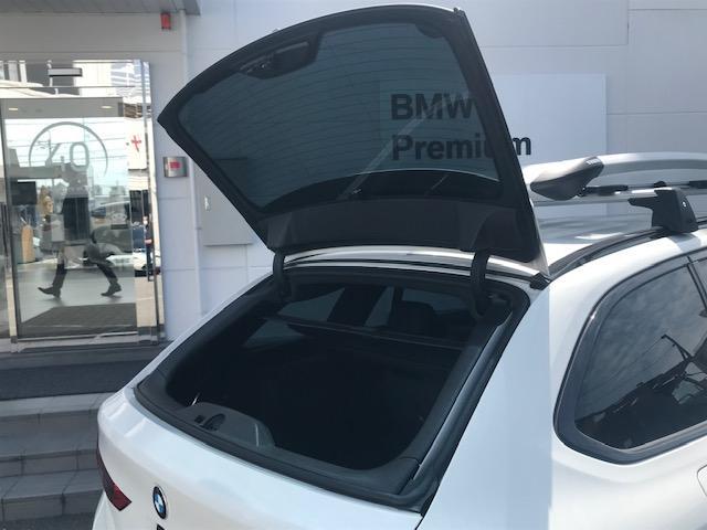 523dツーリング Mスポーツ ハイラインパッケージ コンフォートアクセス・アクティブクルーズコントロール・シートヒーター・ブラックレザー・電動トランク・ヘッドアップディスプレイ・LEDヘッドライト・純正HDDナビ・ミュージックサーバー・フルセグ・G31(18枚目)