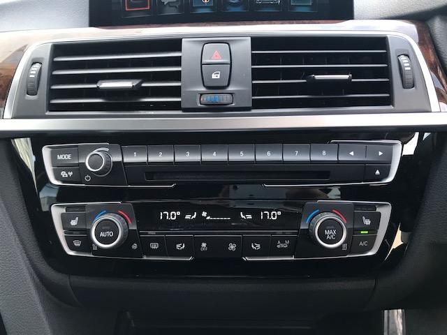 320iラグジュアリー ・アクティブクルーズコントロール・LEDヘッドライト・バックカメラ・PDC・ブラックレザー・シートヒーター・パワーシート・純正アルミホイール・ミュージックサーバー・フォグランプ・ミラーETC・F30・(34枚目)