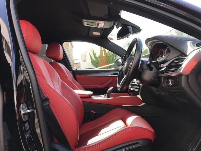 xDrive 35i Mスポーツ ・コーラルレッドレザー・地デジ・ヘッドアップディスプレイ・アクティブクルーズコントロール・ハーマンカードンスピーカー・シートヒーター・トップビュー・PDCセンサー・アイドリングストップ・パワーシート・(26枚目)