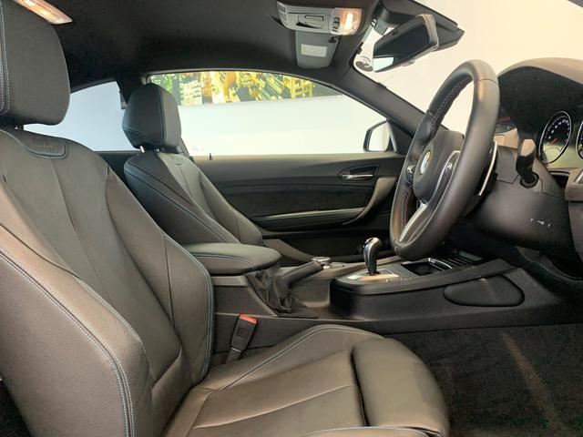 エディションブラックシャドウ 100台限定車・カーボンミラーカバー・専用19インチAW・ブラックキドニー・純正HDDナビ・LEDヘッドライト・ワンオーナー・カーボンディフューザー・Mブレーキ・黒革・シートヒーター・F87(12枚目)