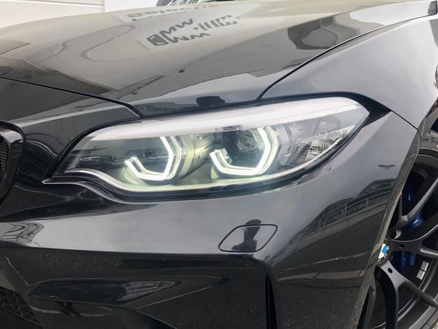 エディションブラックシャドウ 100台限定車・カーボンミラーカバー・専用19インチAW・ブラックキドニー・純正HDDナビ・LEDヘッドライト・ワンオーナー・カーボンディフューザー・Mブレーキ・黒革・シートヒーター・F87(30枚目)