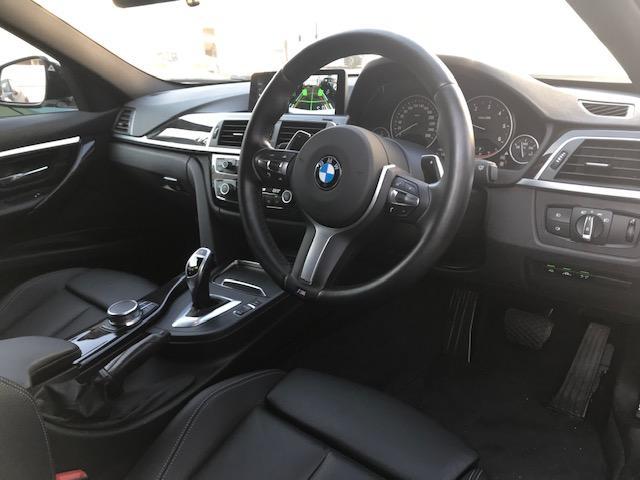 320d Mスポーツ ・アクティブクルーズコントロール・コンフォートアクセス・オプションホイール・LEDヘッドライト・ブラックレザー・シートヒーター・バックカメラ・PDCセンサー・純正HDDナビ・シートヒーター・F30・(5枚目)