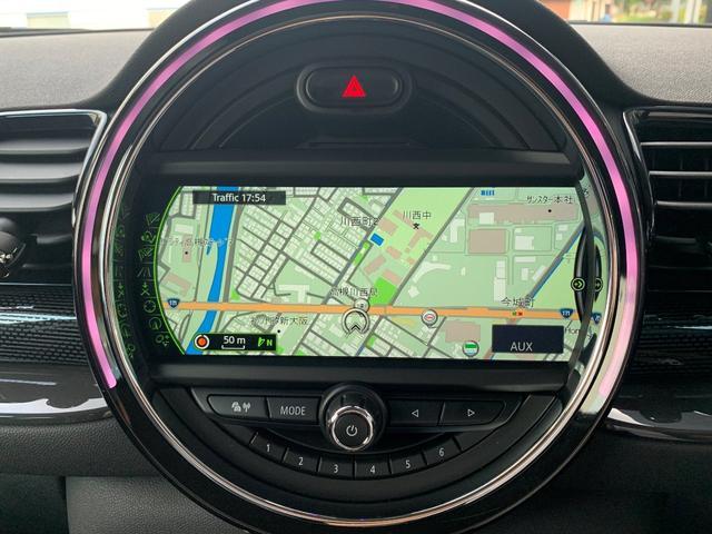 クーパーSD クラブマン ワンオーナー車・LEDヘッドライト・バックカメラ・クルーズコントロール・純正HDDナビ・シルバールーフ・コンフォートアクセス・クリーンディーゼル・ミラー内臓ETC・社外地デジ・F54(16枚目)