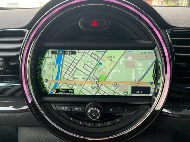クーパーSD クラブマン ワンオーナー車・LEDヘッドライト・バックカメラ・クルーズコントロール・純正HDDナビ・シルバールーフ・コンフォートアクセス・クリーンディーゼル・ミラー内臓ETC・社外地デジ・F54(60枚目)