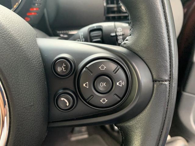 クーパーSD クラブマン ワンオーナー車・LEDヘッドライト・バックカメラ・クルーズコントロール・純正HDDナビ・シルバールーフ・コンフォートアクセス・クリーンディーゼル・ミラー内臓ETC・社外地デジ・F54(72枚目)