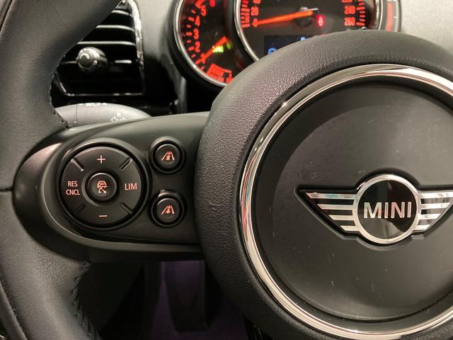 クーパーD クラブマン ワンオーナー車 ペッパーPKG 純正HDDナビ リアビューカメラ LEDヘッドライト アクティブクルーズコントロール 衝突軽減ブレーキ 純正17インチAW ミラーETC(40枚目)